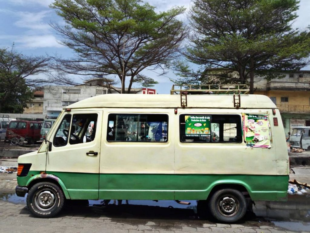 Transports au Bénin