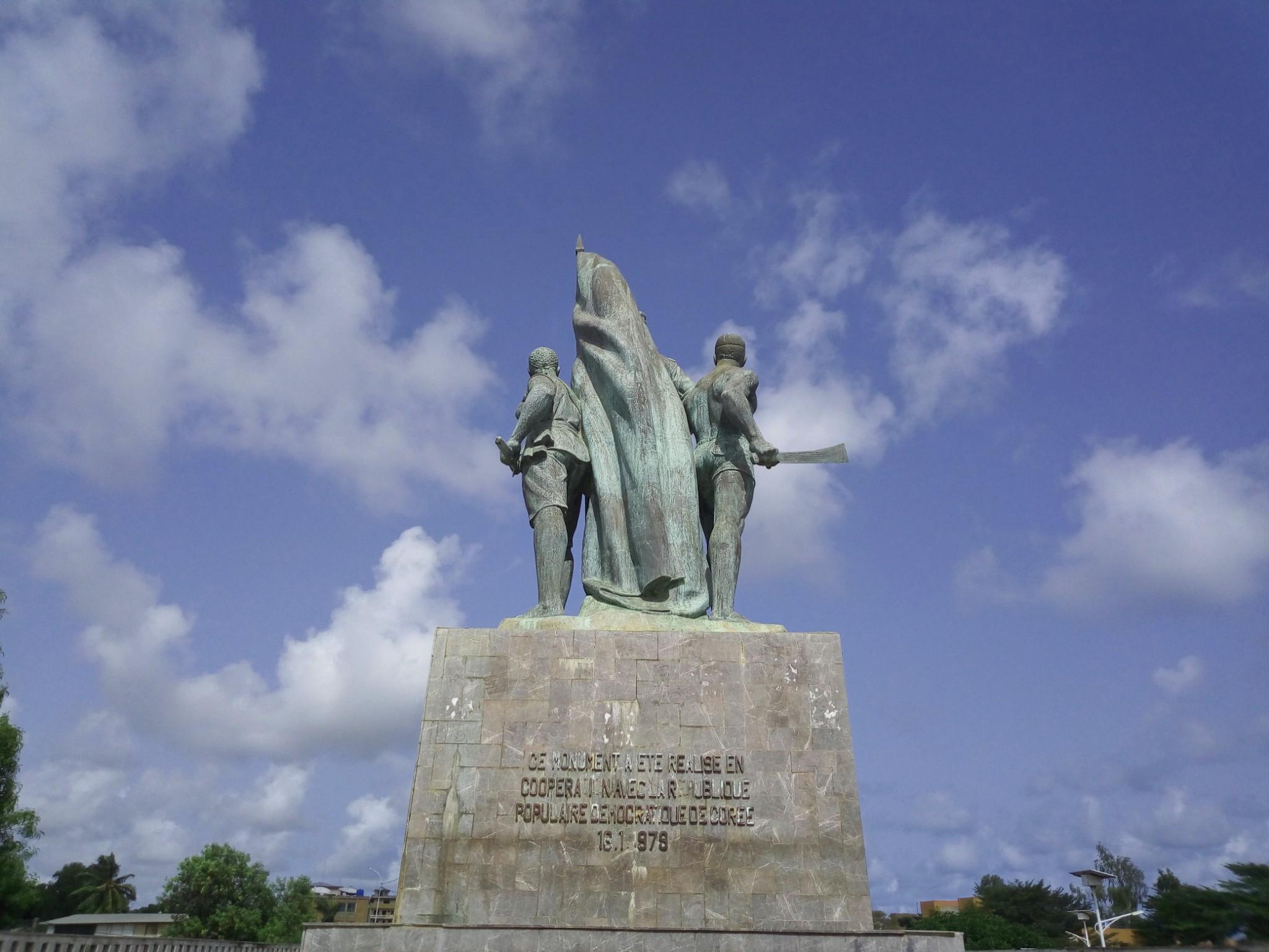 L'indépendance du Bénin - Visiter-le-benin.com ©