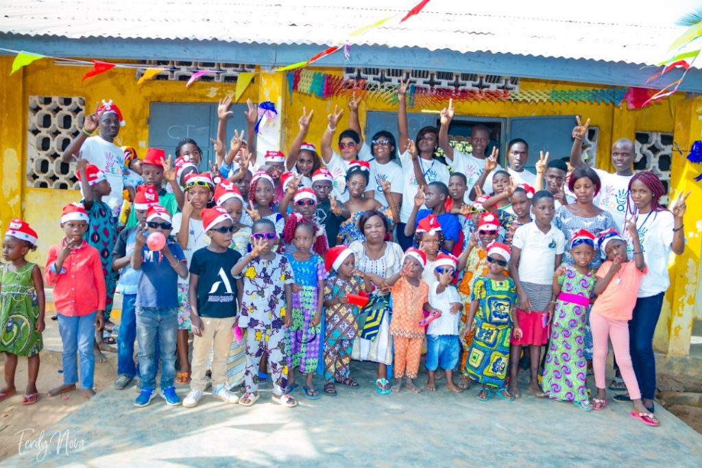 Noël au Bénin