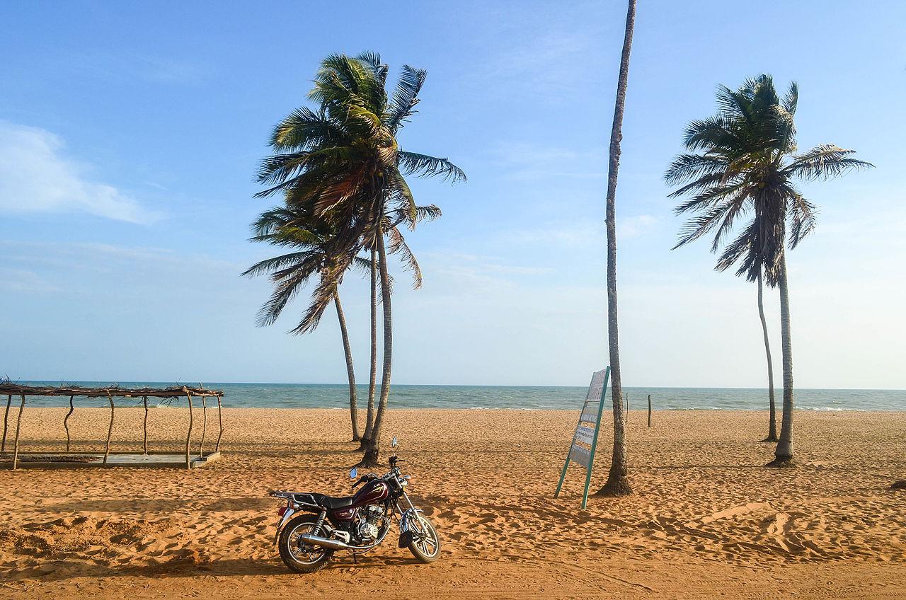 Plage de Ouidah Benin