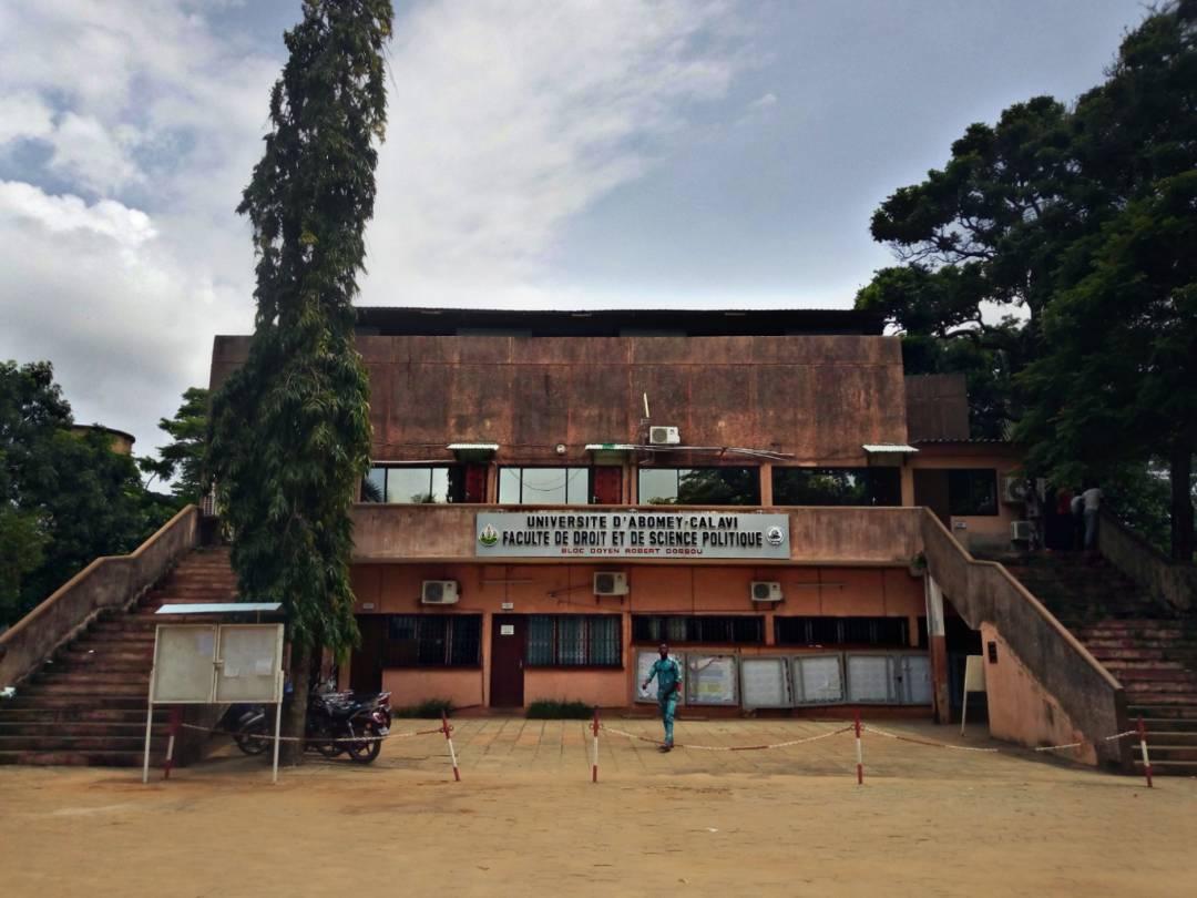 Universite d Abomey Calavi