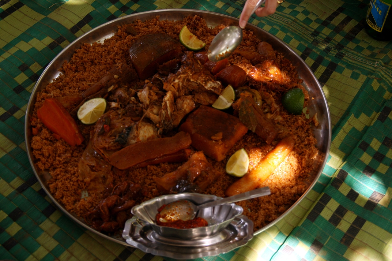Cuisine africaine Thiep bou dien