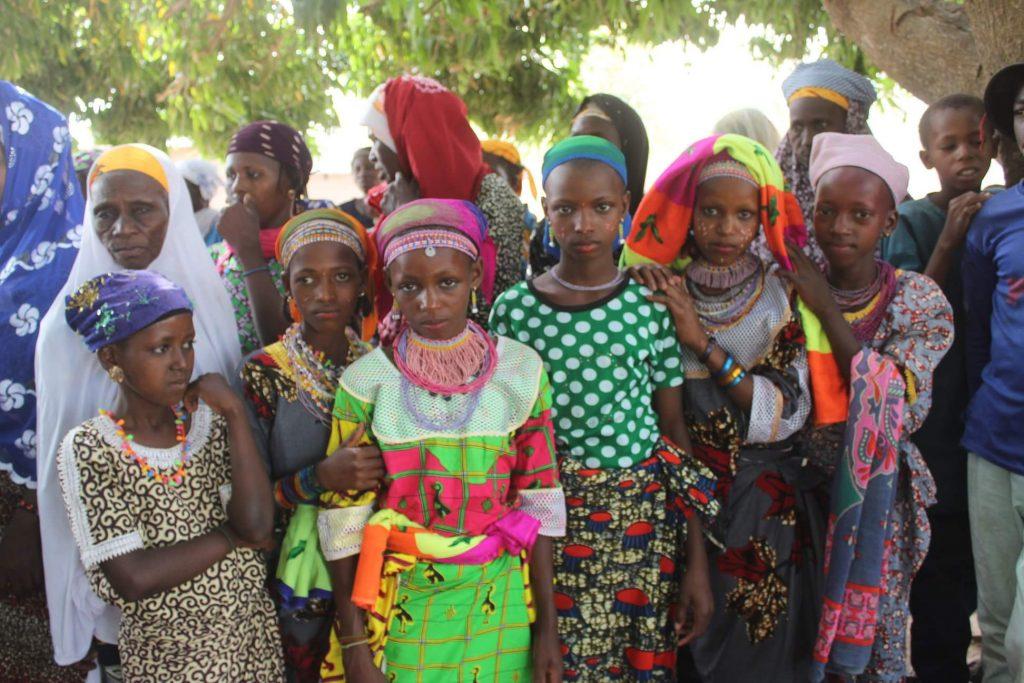 Ethnies du Nord Bénin - Les peuls