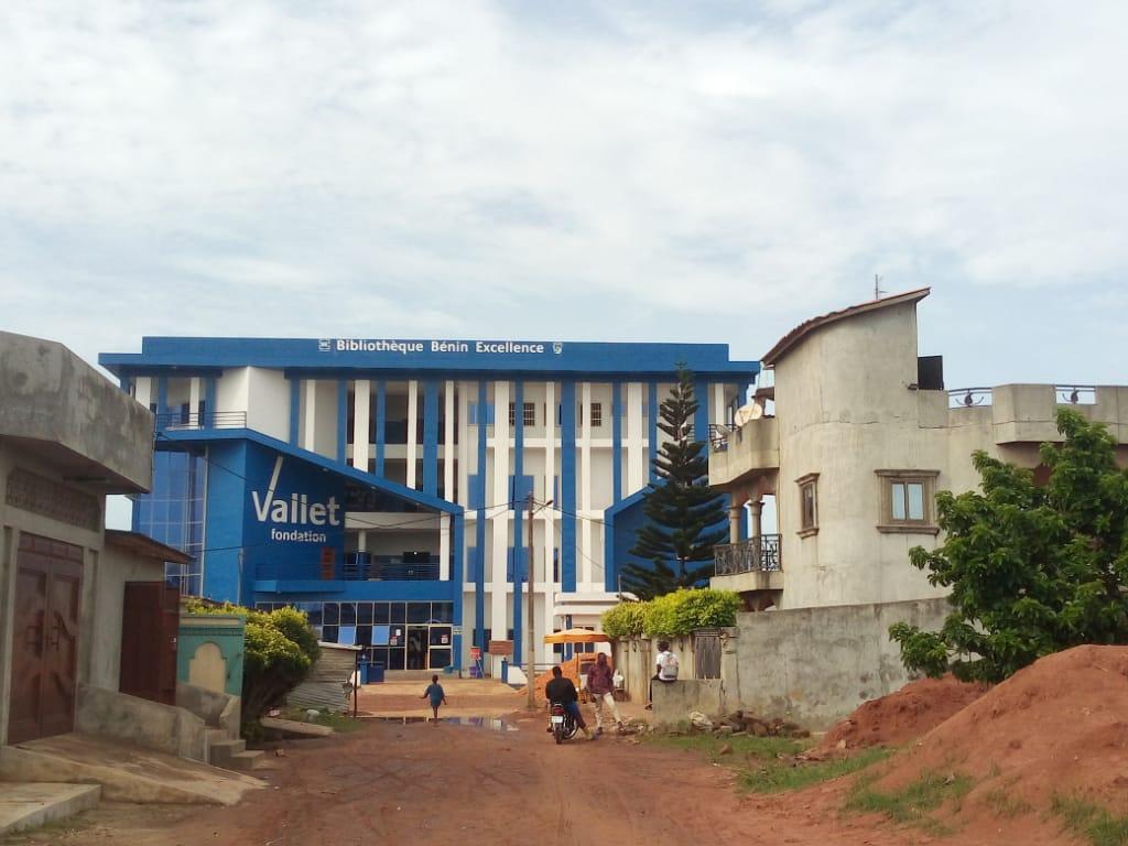 Bibliothèque Bénin Excellence Abomey Calavi
