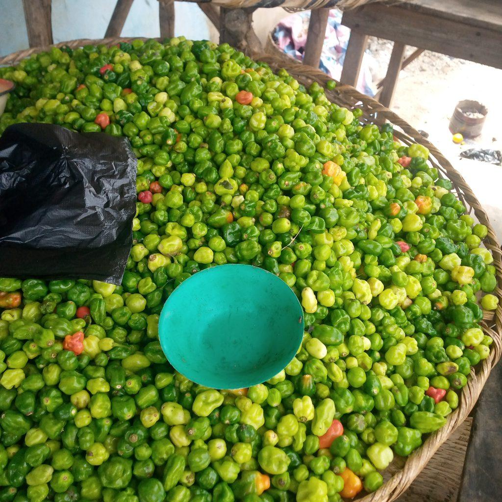 Sauce Crincrin ou Sauce Ninouwi ou Sauce Adémé -1 - ©Visiter le Bénin