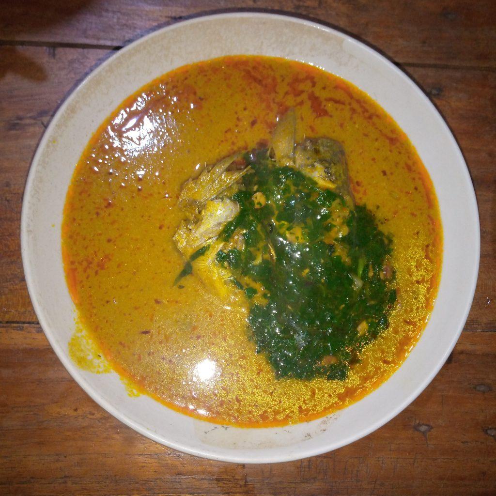 Sauce Dékoun ou Sauce Graine – ©Visiter le Bénin