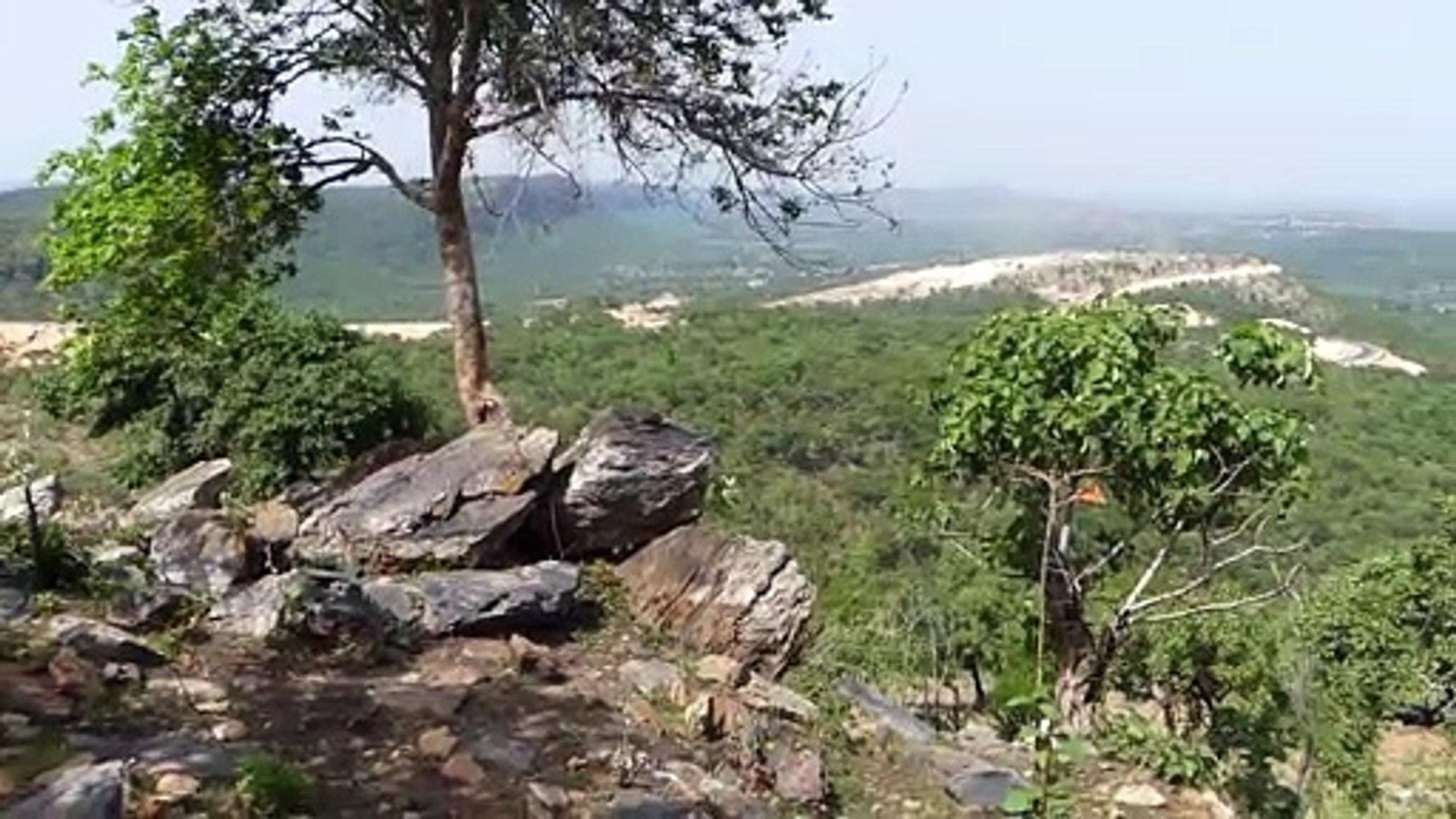 Boukoumbé - Vue de haut – © Visiter le Bénin
