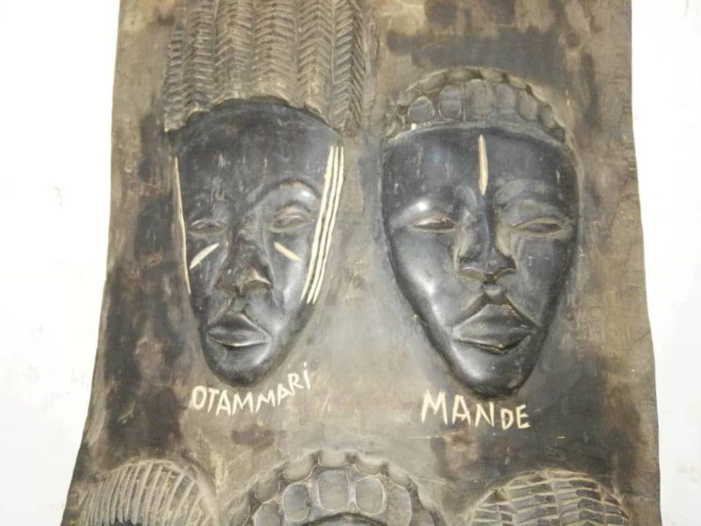 La scarification au nord du Bénin - © Visiter le Bénin
