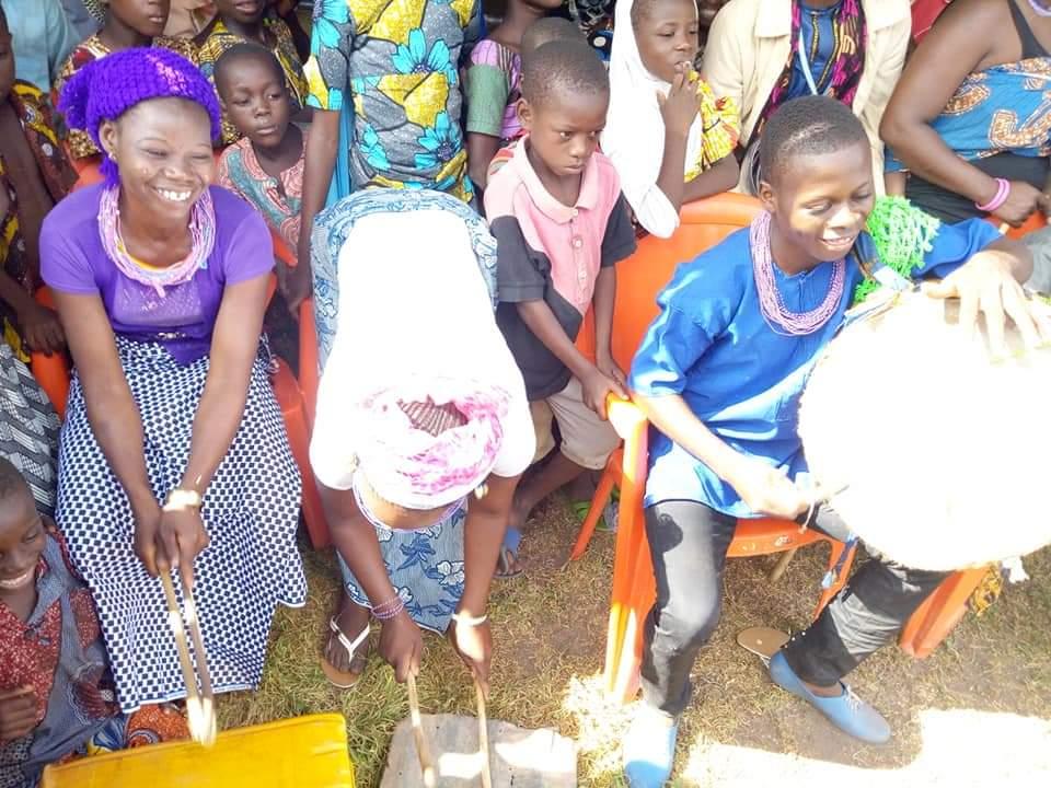 La Goga, fête de la flagellation chez les peuls - © Visiter le Bénin