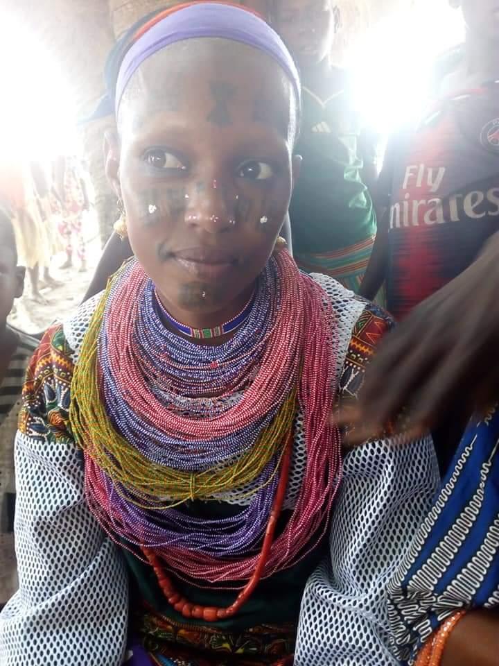 Le mariage traditionnel peul - © Visiter le Bénin