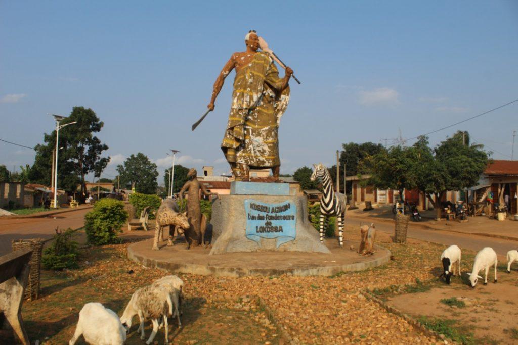 Kossou-Agbon - Lokossa - © Visiter le Bénin