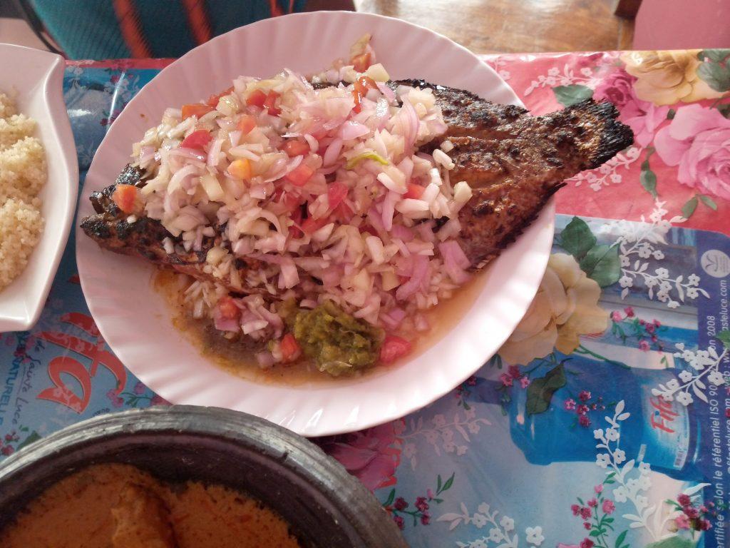 Sauce Moyo - © Visiter le Bénin