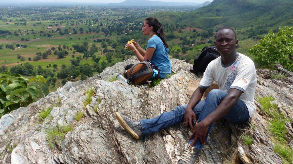 M'Po Gui N'DAH, portrait d'un Guide du Bénin