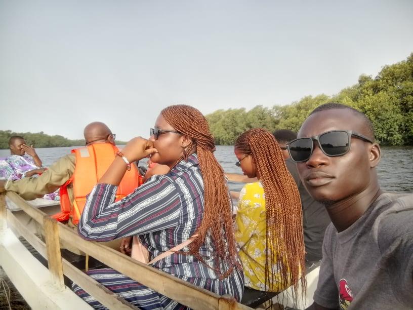 Kader Amporio, Guide Touristique au Bénin